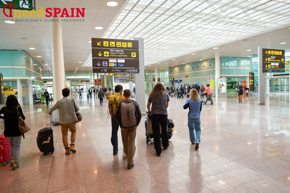 flight information barcelona